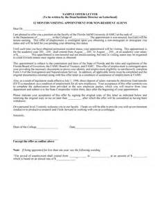 Appointment Letter Representative Appointment Letter Format Medical Representative