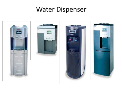 Dispenser Sogo sogo company introduction