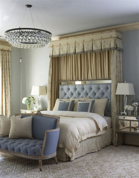 tricks  decorate  romantic bedroom royal furnish