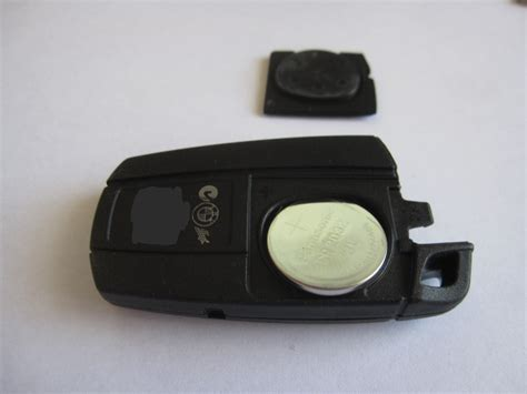 bmw x5 key fob battery how to change the battery in a bmw key fob and replace the