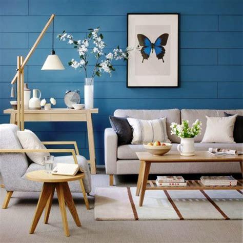 decorar sala blanca decoracion sala de estar azul caribe y blanco hoy lowcost