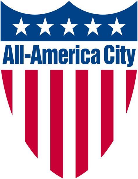 all americana all america city award