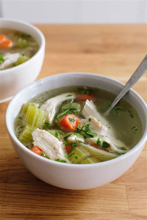 how to make chicken soup cooking lessons from the kitchn