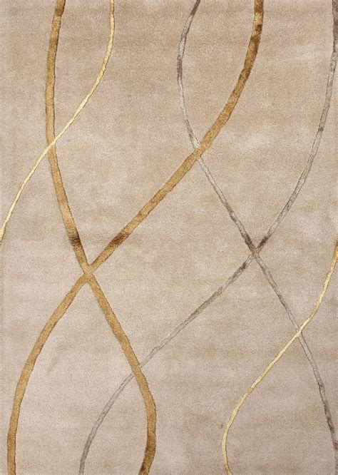 gold pattern area rug gold rug with multicolor modern design free shipping