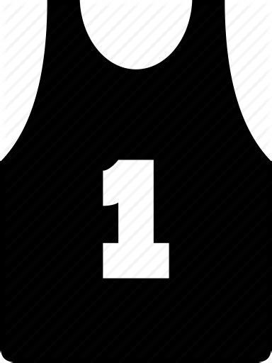 athletics basketball jersey player uniform icon