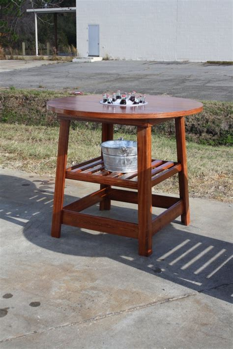 oyster table for the home
