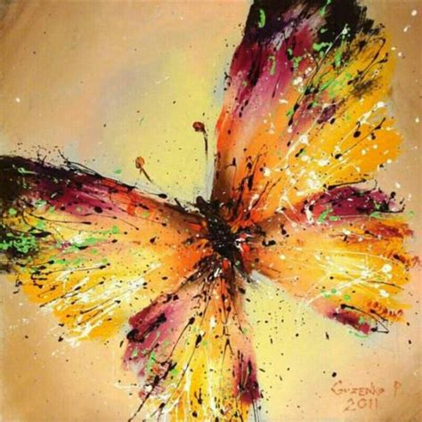 painting butterfly pintura de mariposa butterfly paint painting