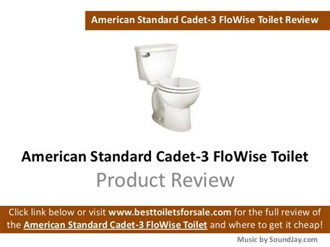 american standard cadet 3 american standard cadet 3 flowise review