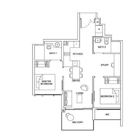 park residences floor plan new launch condo high park residences