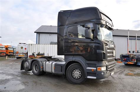 used scania r480 6x2 5 tractor units year 2010 price