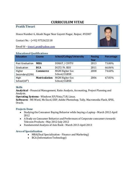 13 best niveresume images on best resume
