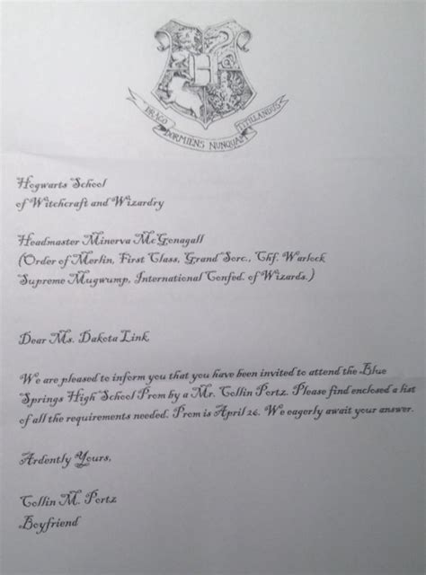 Hogwarts Acceptance Letter With Owl 25 b 228 sta hogwarts acceptance letter id 233 erna p 229