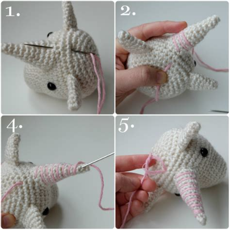 unicorn craft pattern twinkle toes the unicorn crochet pattern hobbycraft blog