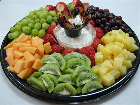 fruit tray ideas easy fruit tray idea with melon pineapple grapes