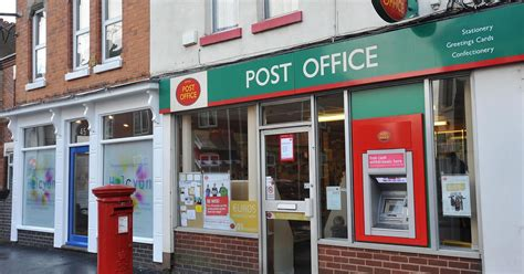 What Is Post Office by Barwell Post Office Threat Of Transfer Hinckley Times