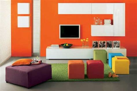 color combinations for home interior orange color shades and modern interior decorating color