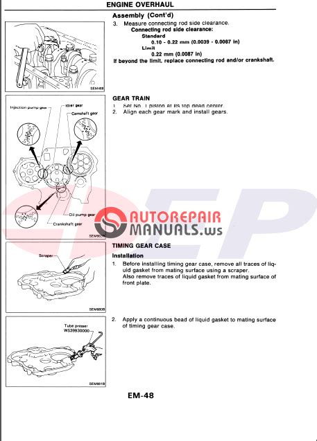 nissan td27 engine manual pdf free wiring