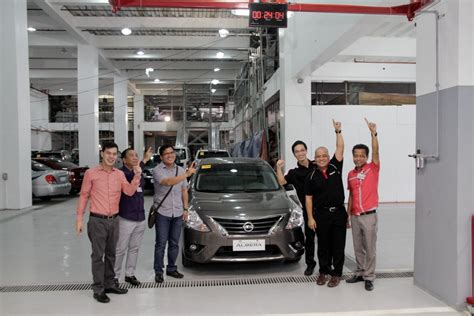 nissan of service nissan philippines raises the bar in customer service