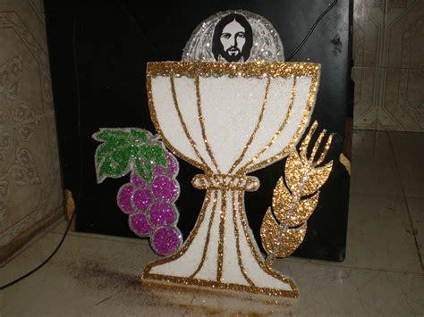 holy communion backdrop decoration rs 300
