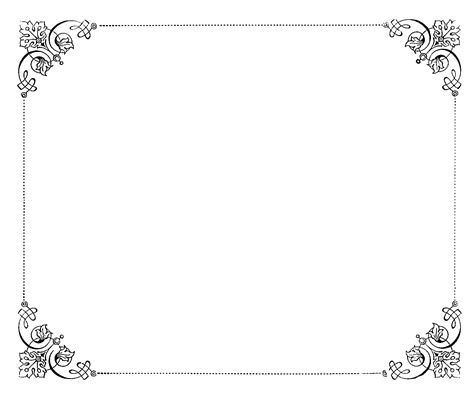 frame design simple this is a lovely frame digital clipart panda free
