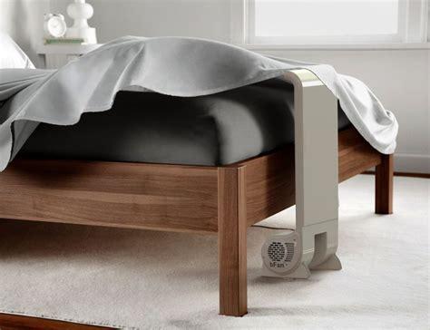 end of bed fan bed sheet cooling fans the bfan cooling bed fan