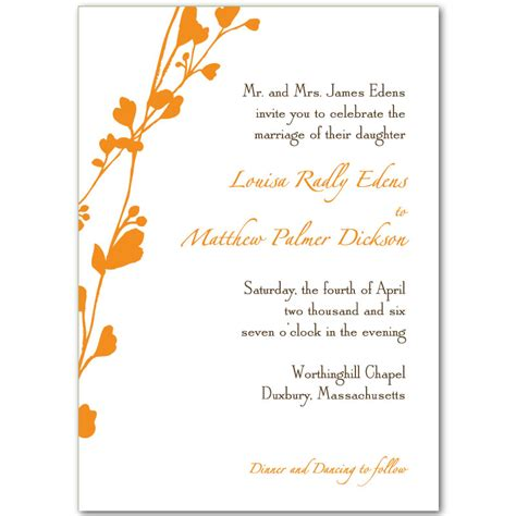 invitation cards free templates blank wedding invitations to now