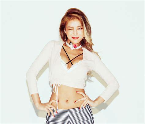 girl s yubin profile kpop music