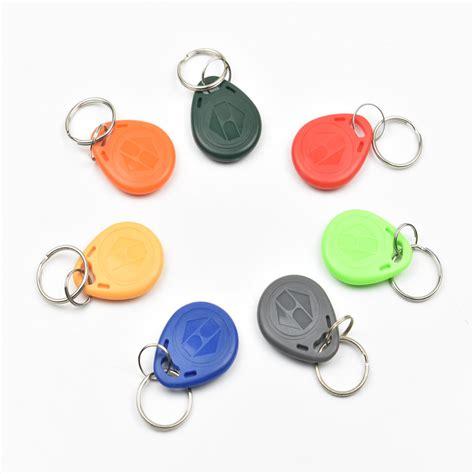 Universal 125 Khz Rfid Key Card Proximity Tag Patrol Guard Support 100pcs bag rfid key fobs 125khz proximity abs key tags for access with tk4100 em 4100