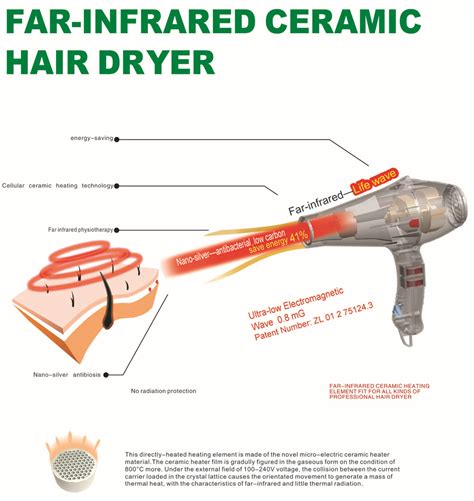 Hair Dryer Di Hypermart advanced technology jb 3300 far infrared professional hair dryer buy far infrared hair dryer
