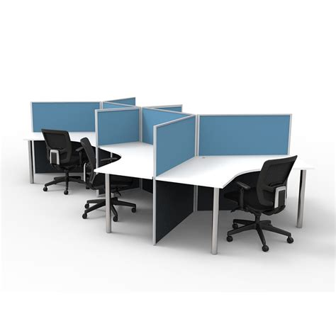 fast office furniture 3d exle image six price 3147 excluding chairs fast office furniture