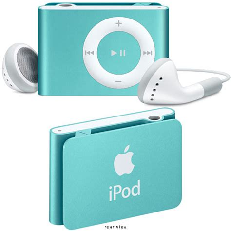 Apples Ipod Shuffle Now Out In A Selection Of Colours by Apple Ipod Shuffle 1gb Blue Mb227ll A B H Photo