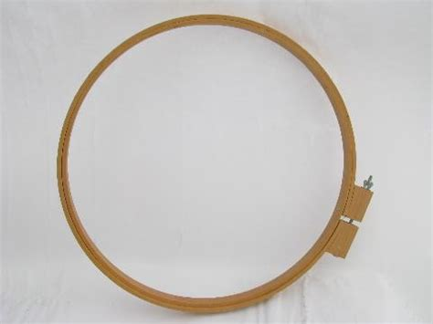 rug hooking hoops oval wood needlework rug hooking quilt hoops quilting frame lot