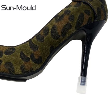 promotion 10mmx10mm high heel protector brand shoes high