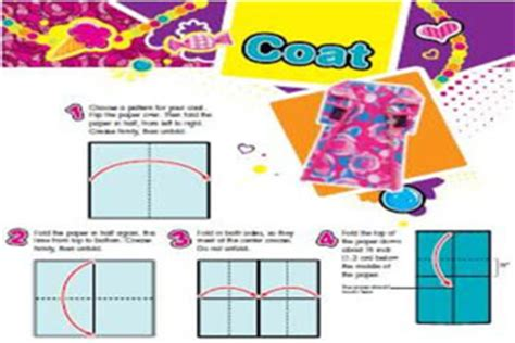 Klutz Origami - klutz fashion origami review