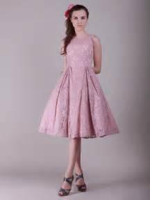 pink vintage lace bridesmaid dresscherry marry cherry marry
