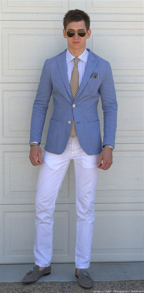 mens light blue dress pants baby blue blazer trendy clothes