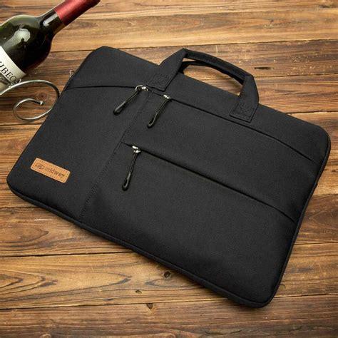 multi pocket durable laptop sleeve bag case  macbook