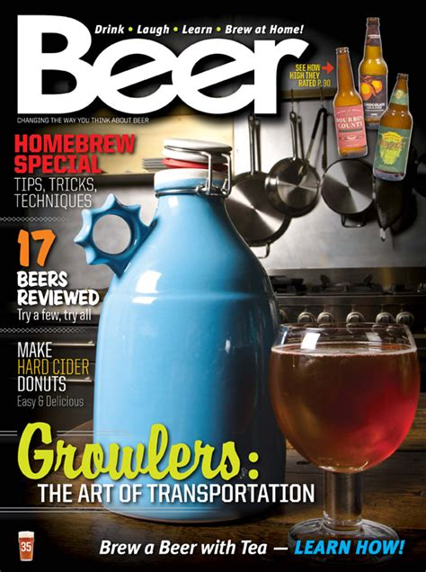 magazine 35 home brewing special issue magazine