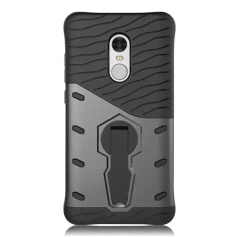 Robot Rugged Armor Xiaomi Mi 5 Mi 5 Pro Cover Limited armour series rotating bracket for xiaomi redmi note