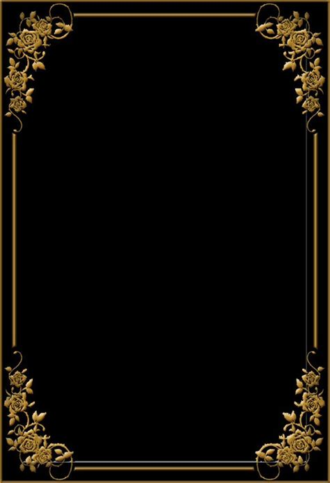 wallpaper black and white frames elegant frame black gold collection 15 wallpapers