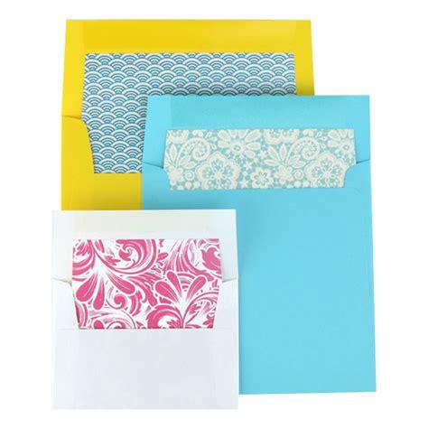 pattern envelopes lined envelopes pattern paper cards pockets