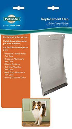 petsafe door replacement flap petsafe pet door replacement flap medium pac11 11038 ebay