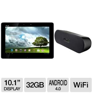 Bluetooth Speaker For Asus buy the asus 32gb tablet creative labs bluetooth speakers