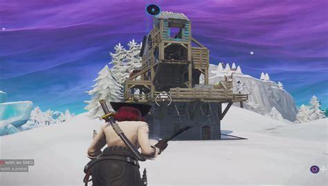 full map    fortnite pirate camp locations