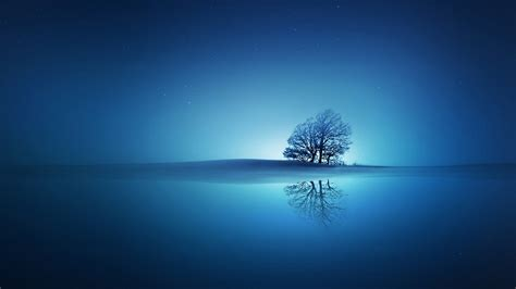 blue reflections wallpapers hd wallpapers id