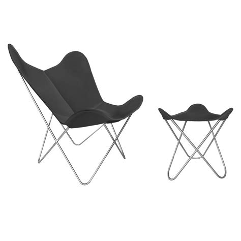 butterfly chair with ottoman butterfly chair with ottoman butterfly chair with