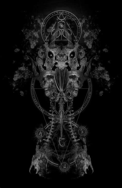 skull pattern iphone wallpaper gothic pattern phone wallpaper background phone