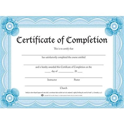 Boot C Certificate Template
