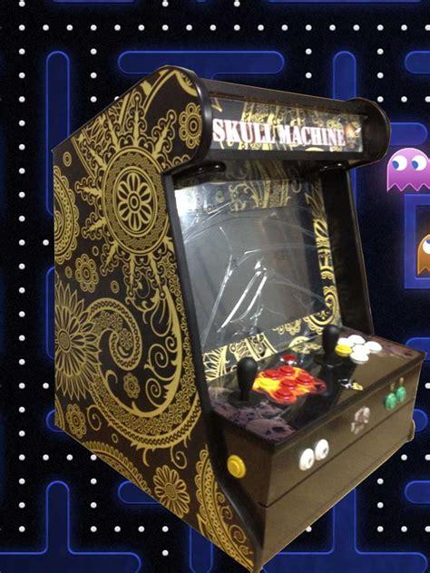 arcade bar top m 225 quina arcade bartop motivo de vinilado vintage