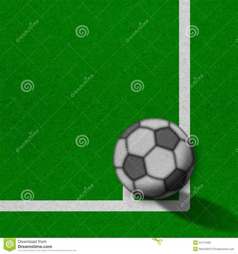 Time Football Essay by Soccer Football Field With Lines On Grunge Paper Royalty Free Stock Photo Image 24775485